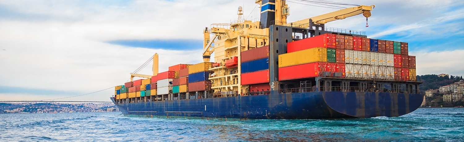 Marine, Freight, Air & International Cargo Insurance